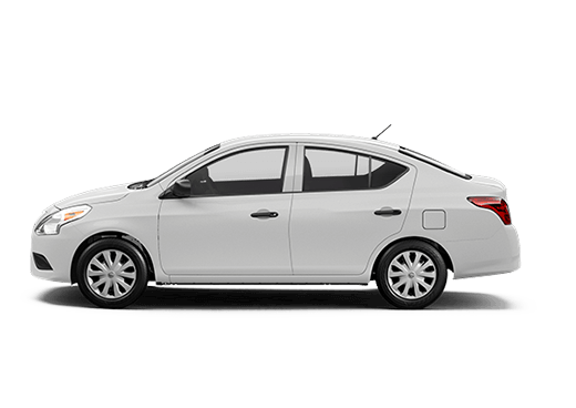 New Nissan Versa Sedan near Dayton area