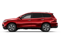 New Nissan Pathfinder at Beavercreek