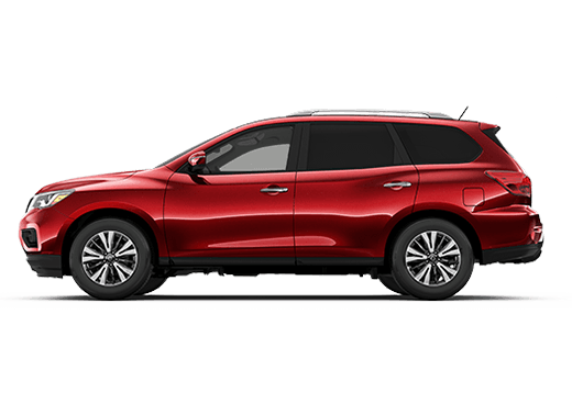 New Nissan Pathfinder near Dayton area