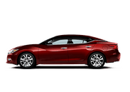 New Nissan Maxima at Wilkesboro