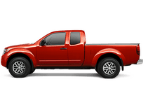 New Nissan Frontier at Beavercreek