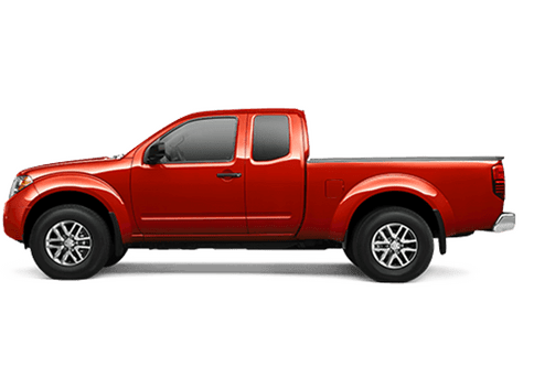 New Nissan Frontier in Dayton