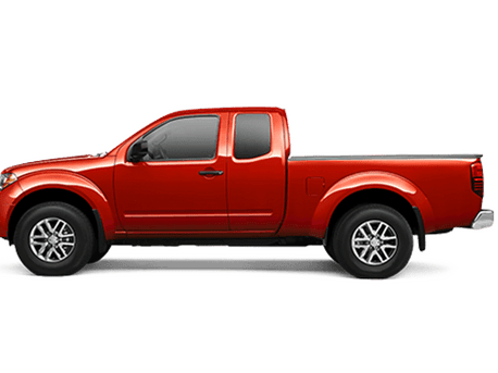 New Nissan Frontier in Kenosha