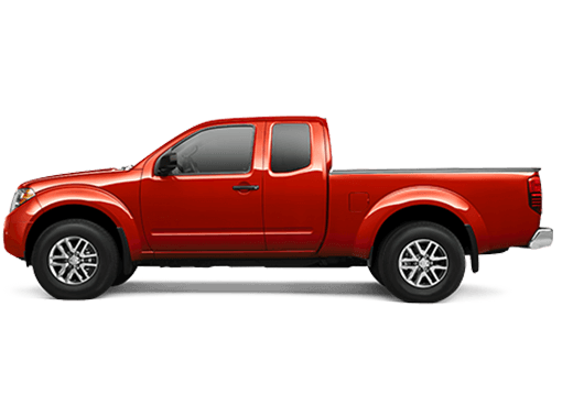 New Nissan Frontier near Tracy