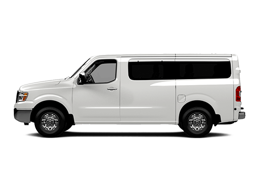 New Nissan NV Passenger near Dayton area