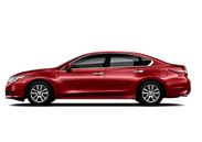 New Nissan Altima at Wilkesboro