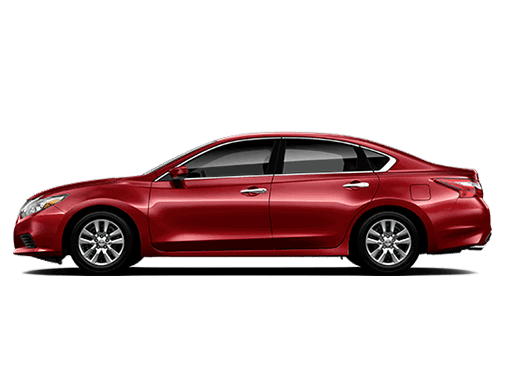 New Nissan Altima near Dayton area