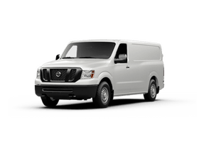 New Nissan NV Cargo at Lee's Summit