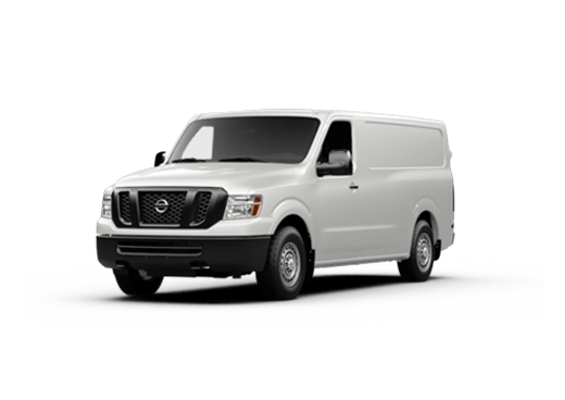 New Nissan NV Cargo near Dayton area