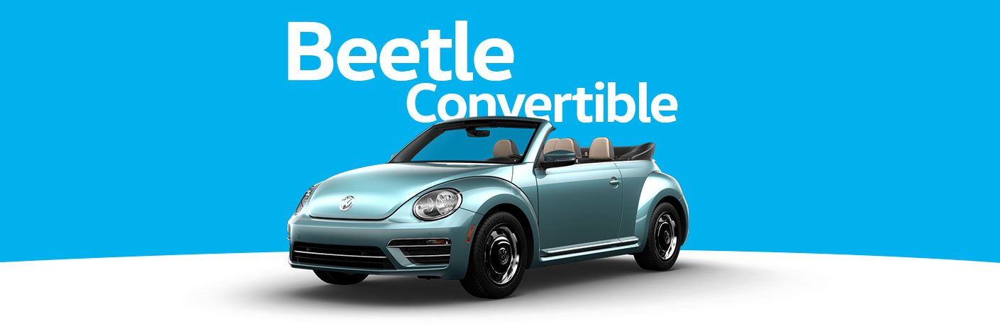 New Volkswagen Beetle Convertible Encinitas, CA