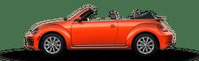 New Volkswagen Beetle Convertible at Elgin