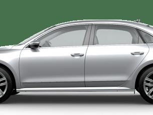 New Volkswagen Passat in Janesville