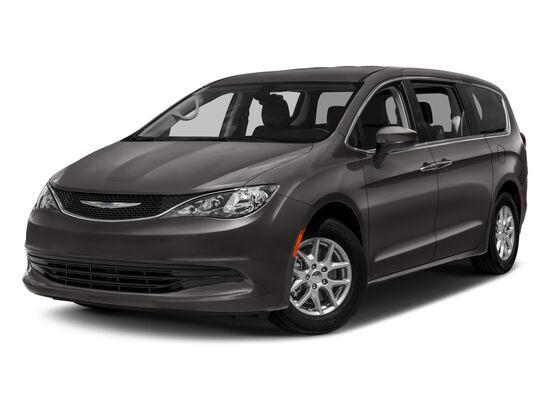 New Chrysler Pacifica near Owego