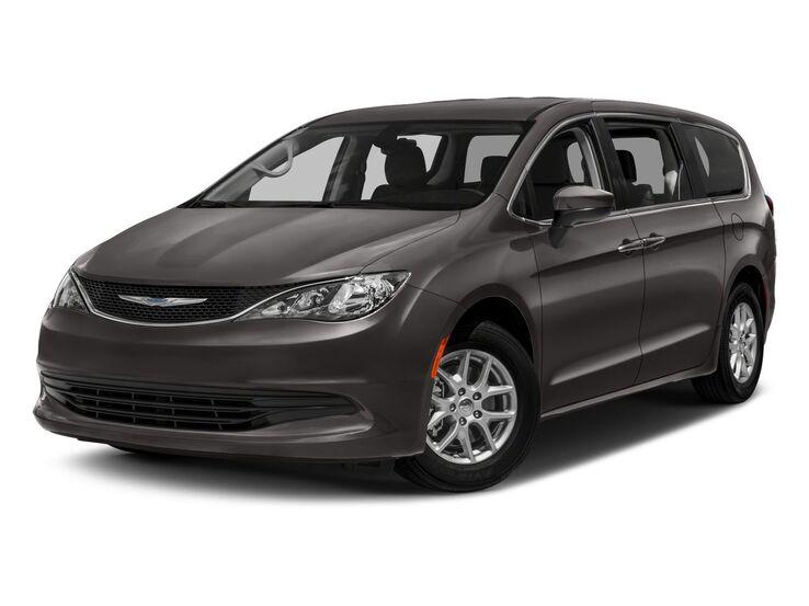 New Chrysler Pacifica near Stony Plain