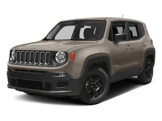 New Jeep Renegade near Owego
