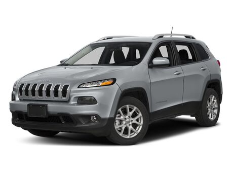 New Jeep Cherokee in