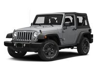 New Jeep Wrangler at Paw Paw