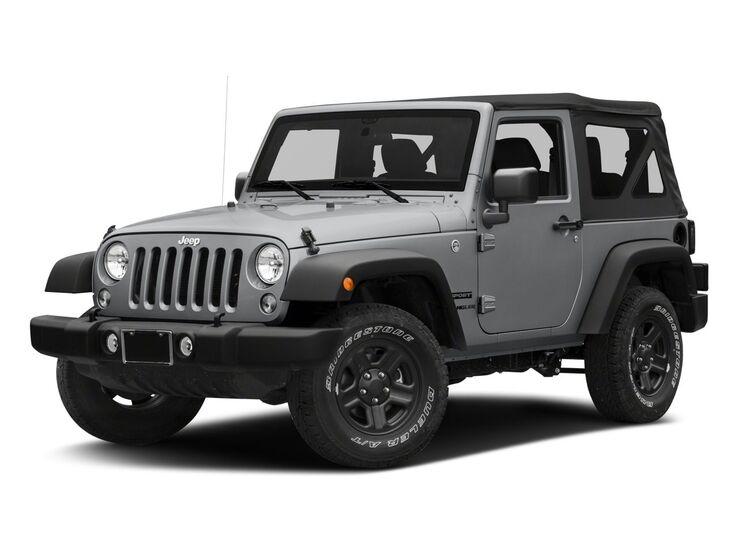 New Jeep Wrangler near Stony Plain