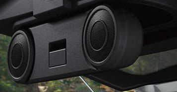 Liftgate Speakers