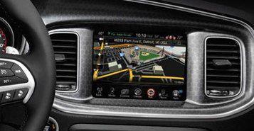 Uconnect Navigation