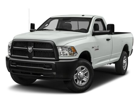 New RAM 3500 in