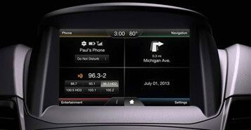Available SYNC with MyFord Touch