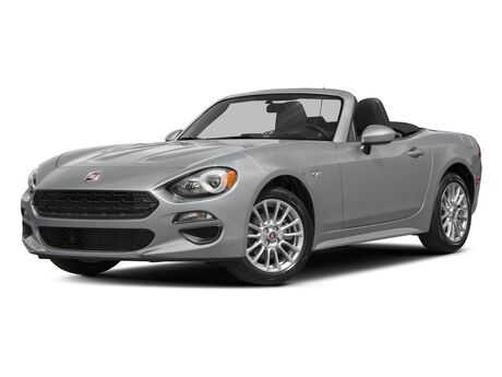 New Fiat 124 Spider in Weslaco