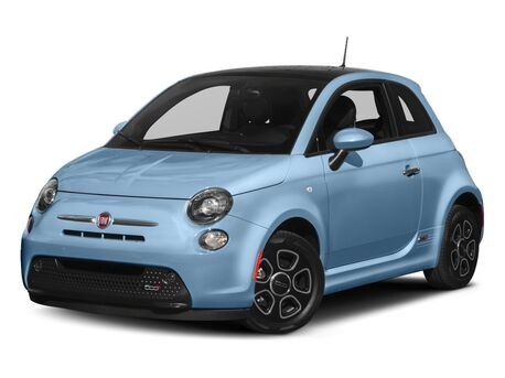 New FIAT 500e in Glendale