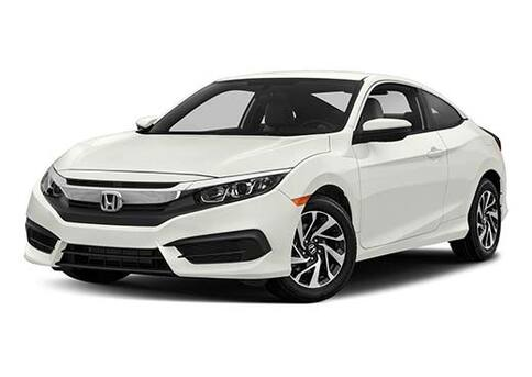 New Honda Civic Coupe in Hollywood