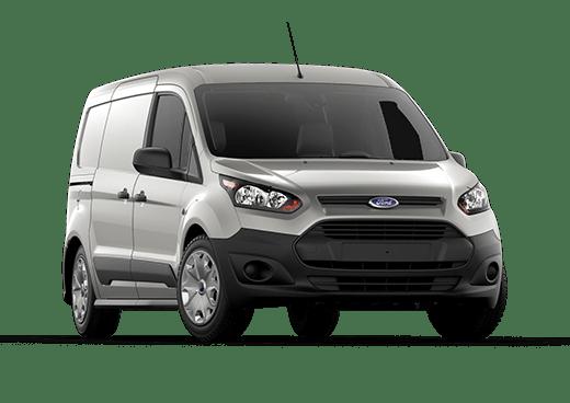 Transit Connect Van XL Extended Length Rear Symetrical Doors