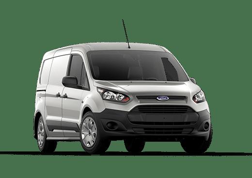 Transit Connect Van XL Regular Length Rear Symetrical Doors