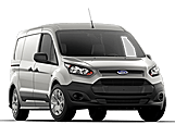 New Ford Transit Connect Van at Penticton