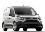 New Ford Transit Connect Van at Essex