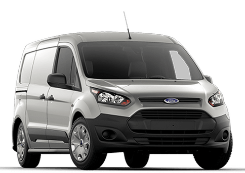 New Ford Transit Connect Van in Paris