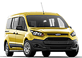 New Ford Transit Connect Wagon at Penticton