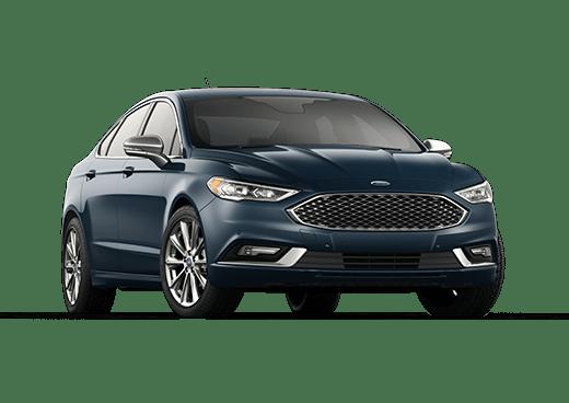Fusion Platinum AWD
