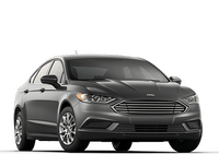 New Ford Fusion at Fallon