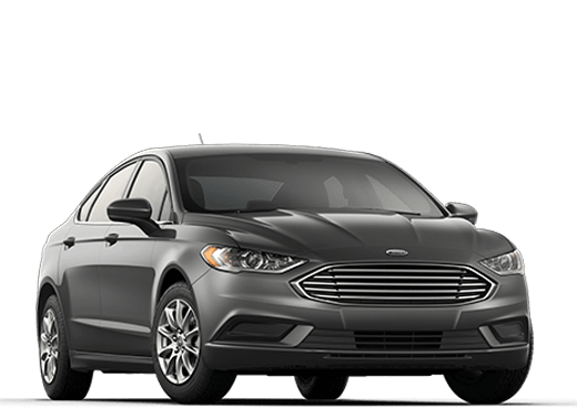 New Ford Fusion near Penticton
