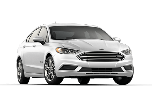 New Ford Fusion Hybrid Penticton, BC