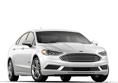 New Ford Fusion Hybrid in Decorah