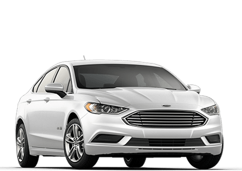 New Ford Fusion Hybrid in Rio Grande City
