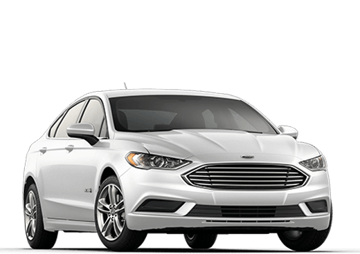New Ford Fusion Hybrid near Penticton