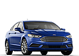 New Ford Fusion Energi at Penticton