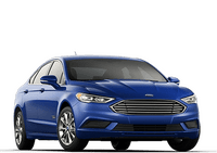 New Ford Fusion Energi at Fallon