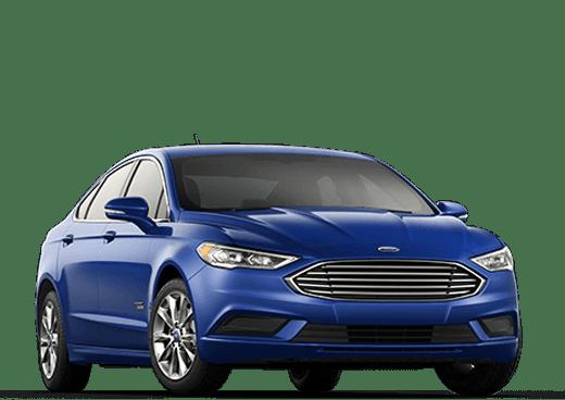 New Ford Fusion Energi near Penticton