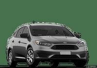New Ford Focus at Fallon