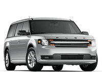 New Ford Flex at Fallon