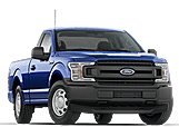 New Ford F-150 at Penticton