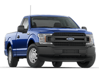 New Ford F-150 at Fallon
