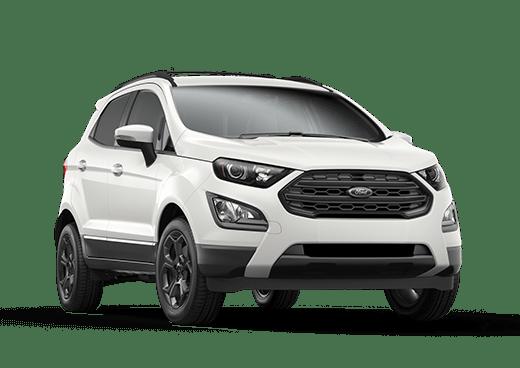 EcoSport SES 4WD